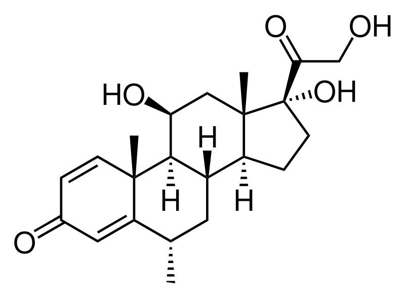 Methylprednisolone CAS 83-43-2