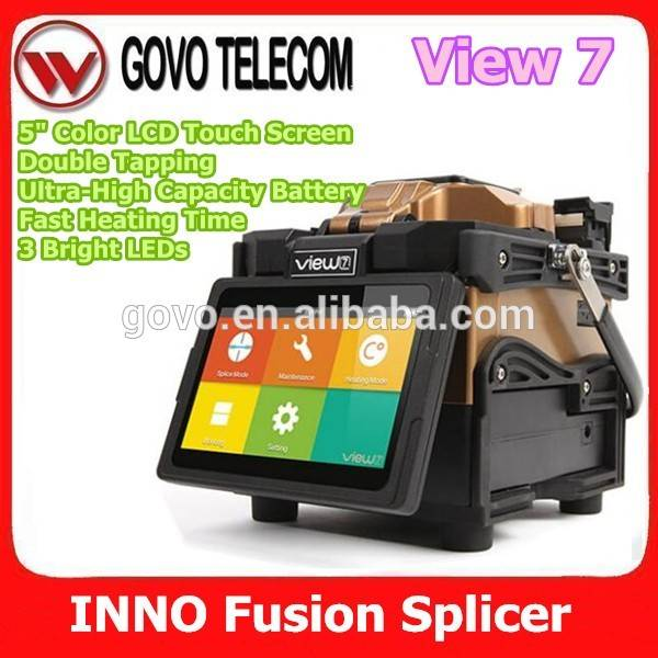 INNO Instrument View 7 Core Alignment ARC Fusion Splicer