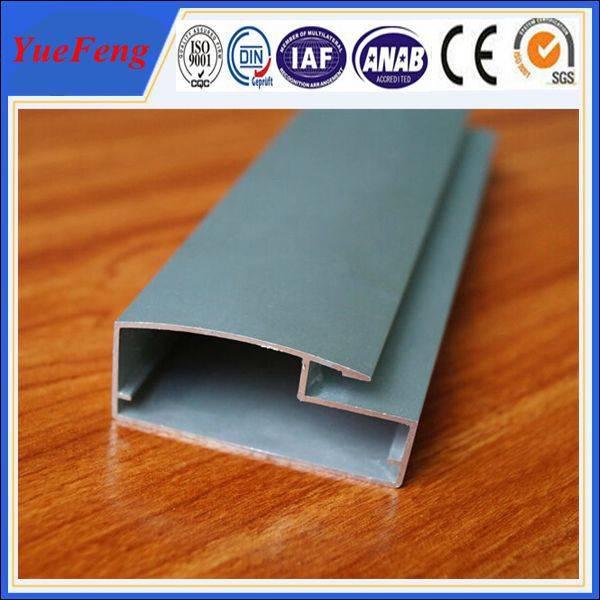 top sale!aluminium extrusion profile for fabric supplier,aluminium section profile,OEM