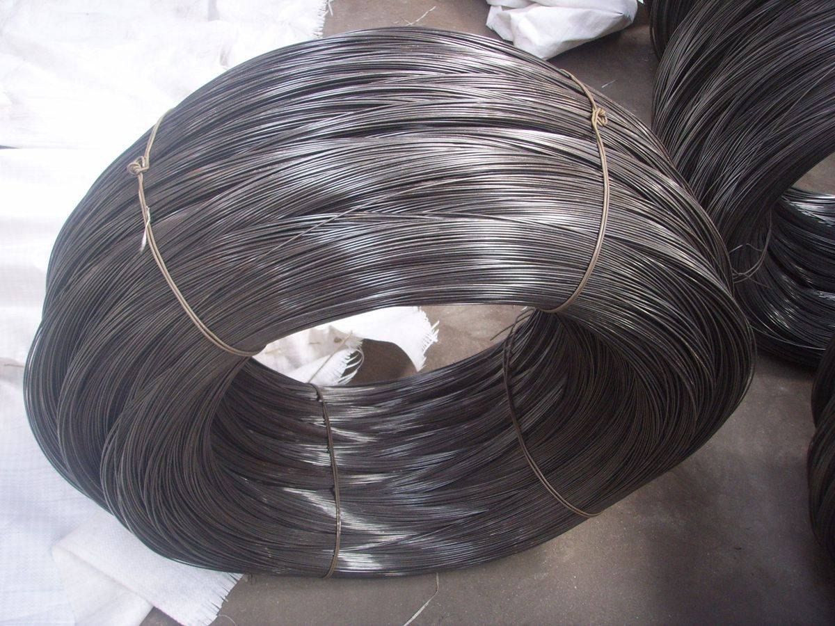 Q195 Raw Material For Nail / Nail Making Wire