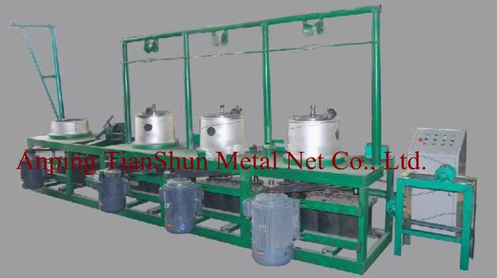 Pot-link Wire Drawing Machine