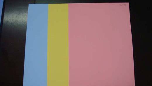 Various Color PP Synthetic Paper