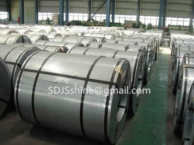 SPCE/SPCEN galvanized steel coil/sheet in China in Stock