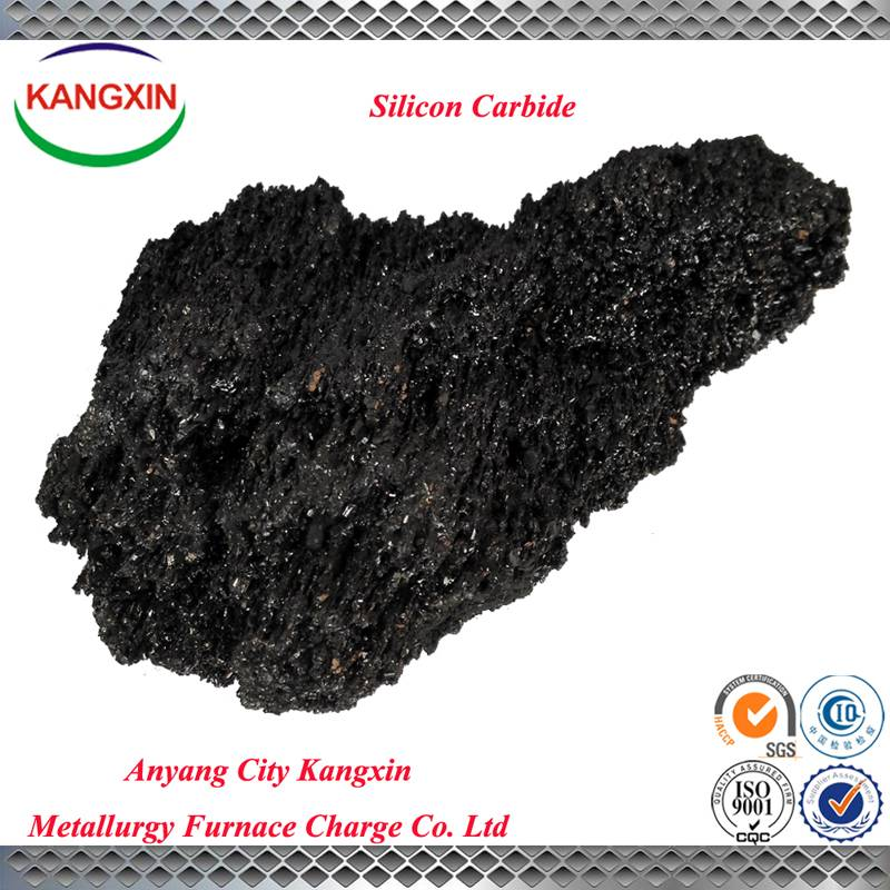 Black green Silicon Carbide from china factory
