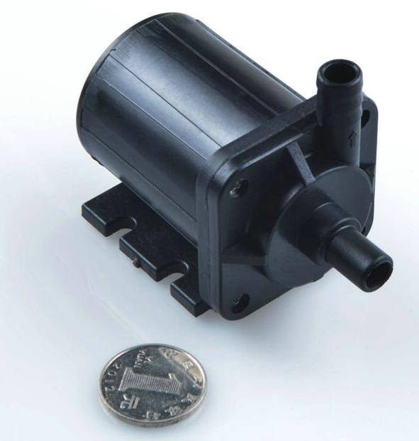 12V Brushless Water Pump7M, Magnetic Driven Submersible for CPU Cooling Small Fountain, Long Life