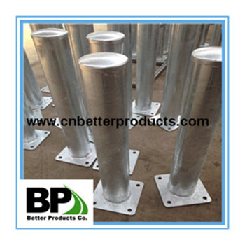 galvanized steel bollard for sale