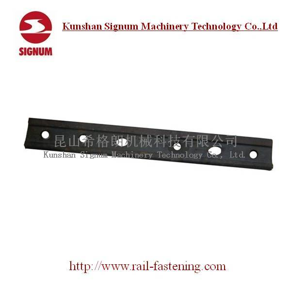 Uic54 Uic60 Rail Joint Bar for Rail Fastening
