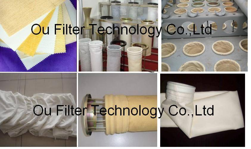 Dust filter sleeve, filter bag, dust bag for filter, The Filter for bag house.