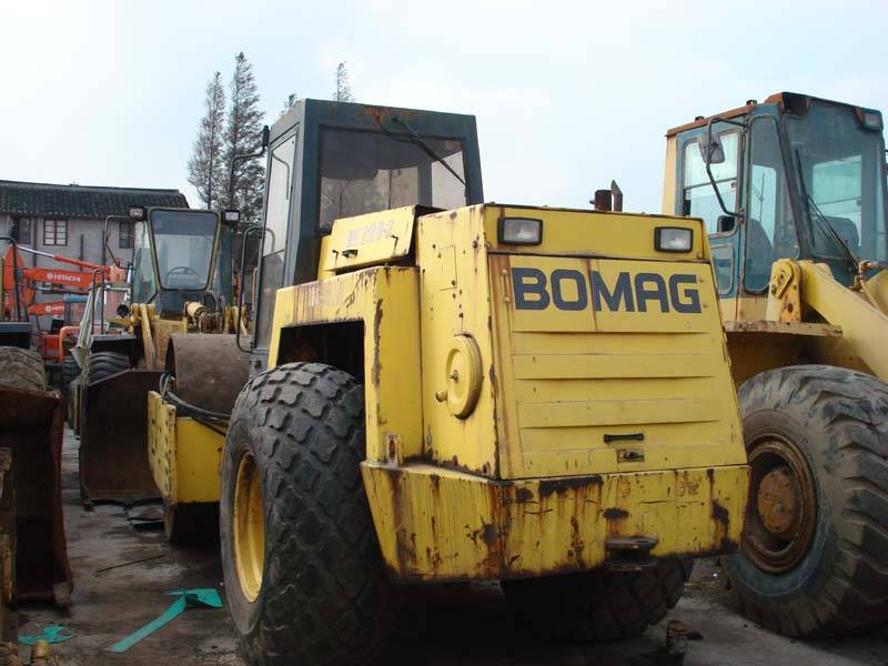 Sell used Bomag BW219 Road Roller
