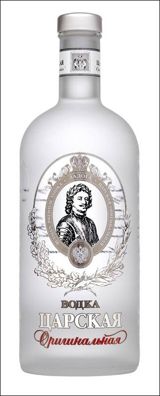 Czar's Original Russian Vodka