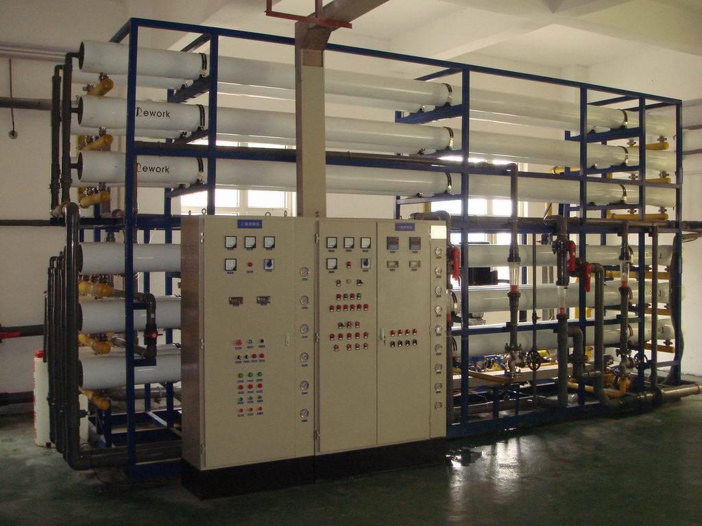 Seawater desalination equipment 50T/H