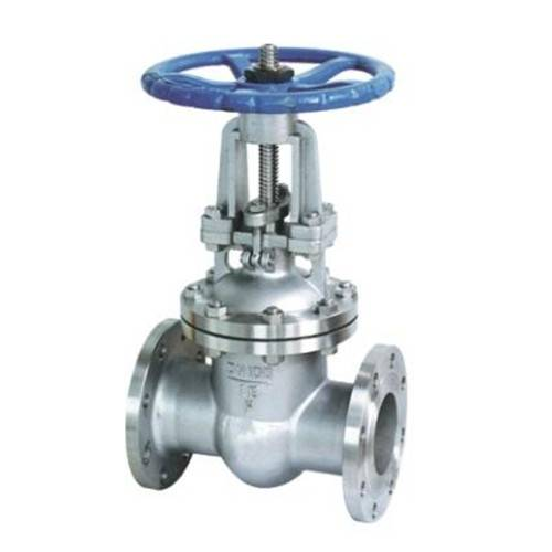 GB stainless steel gate valve