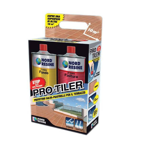 Tile Protection for Terraces - PRO-TILER