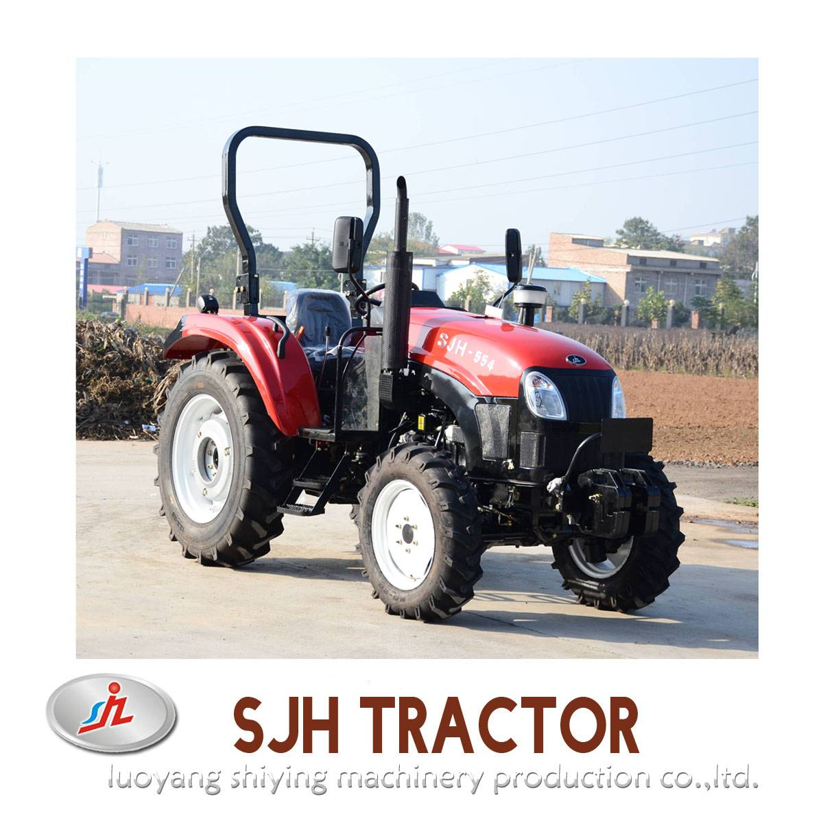 SJH mini tractor 55HP 4WD made in china