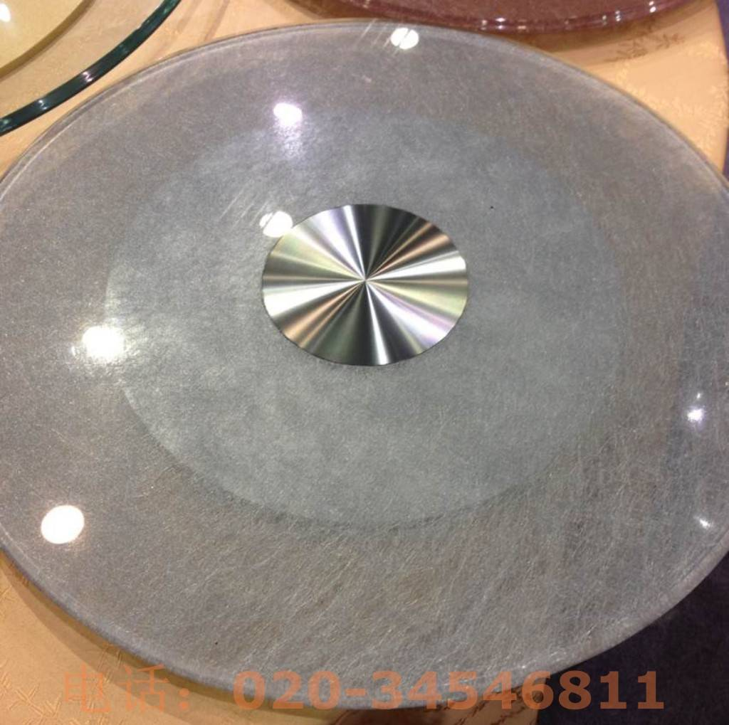 Family Glass Turntables