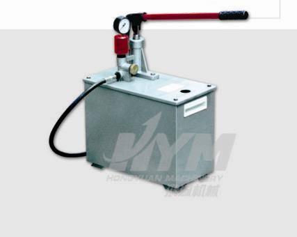 SYB series hydraulic test pump
