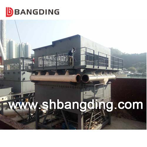 BANGDING port movable dust proof hopper for cement 50KG