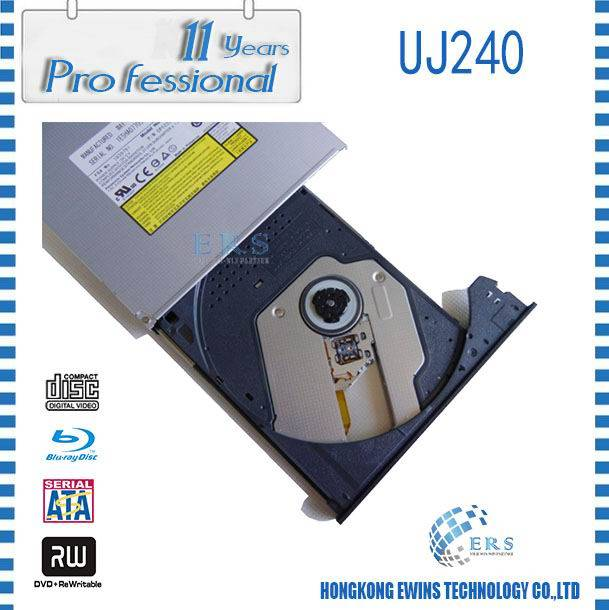 100% Original Brand New UJ240 12.7mm Slim Multi Blu-ray DVD RW DVD Rewriter SATA BD-RE