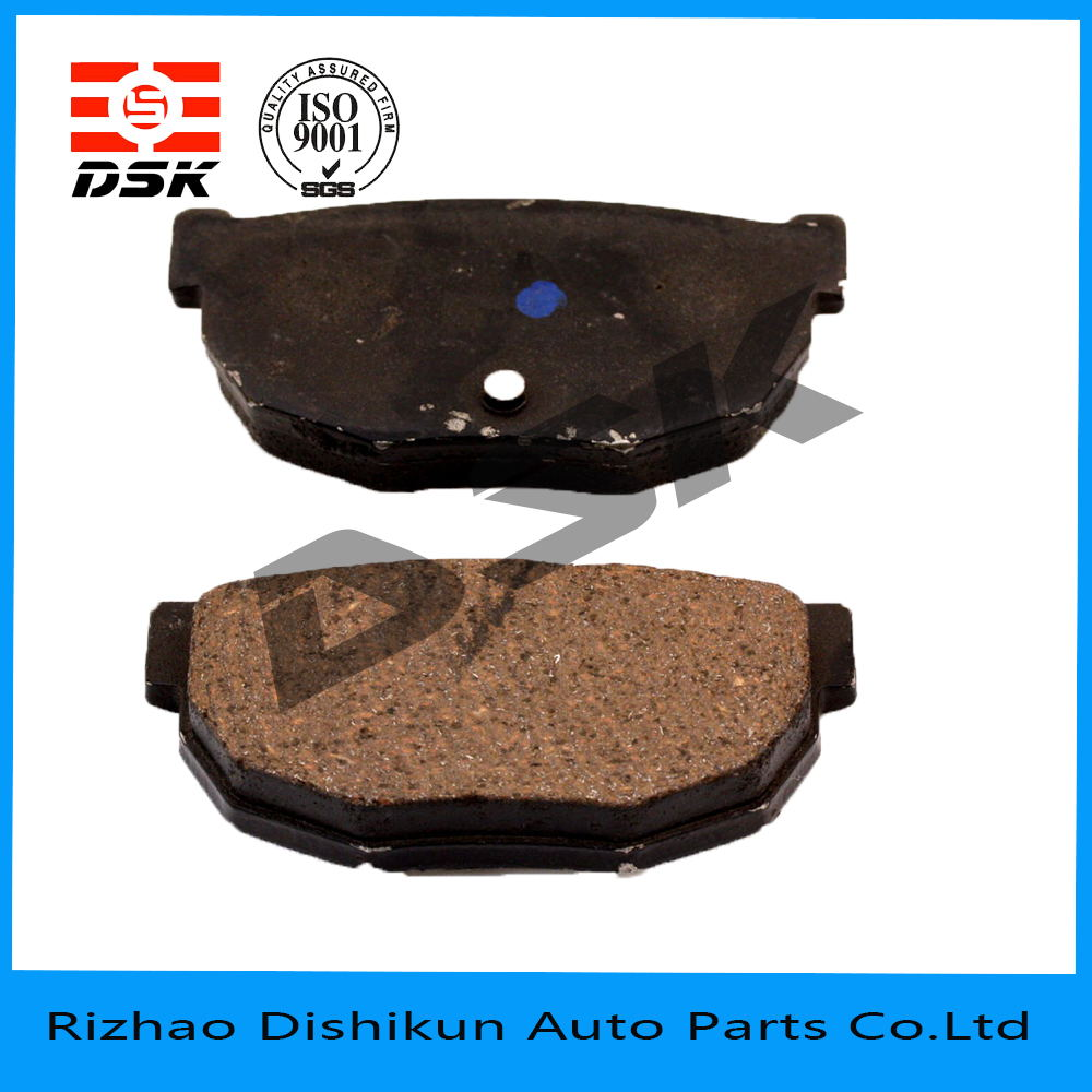 excellent quality low noise auto part brake pad 7146-D231
