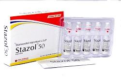 Stazol 50mg - Stanozolol Depot Injection