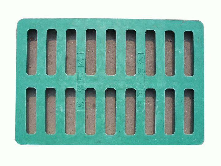 600-400-30mm smc bmc rectangular drain manhole cover with CE
