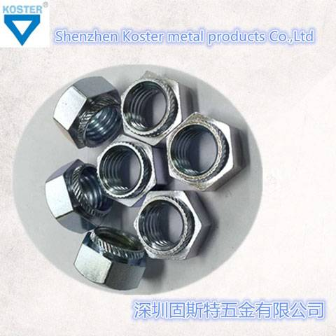 Stainless Steel Quality S-M6-1 Self Clinching Nut