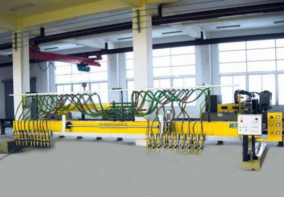 CNC gantry strip cutting machine
