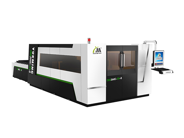 3000w fiber laser cutting machine promotes the development of metal sheet manufacturing industry