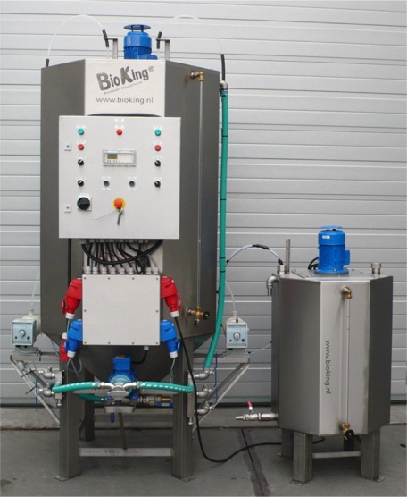 Biodiesel Producing Reactor-3000 Liter Per Day-1000 MT A Year (BK-3000-SS )
