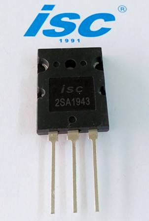 ISC sillicon PNP power transistor 2SA1943