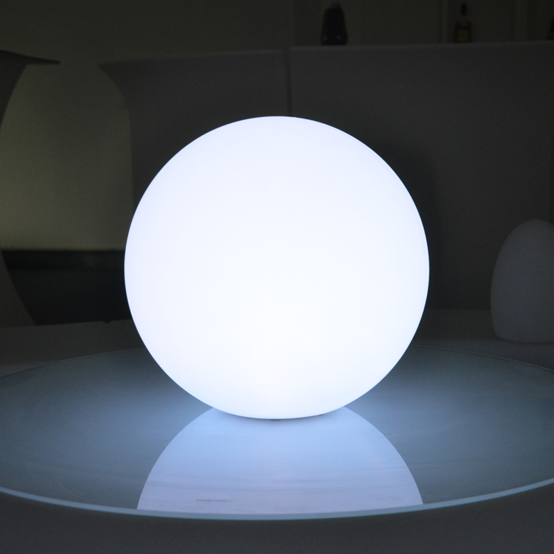 50cm Rehargeable Illuminated Wireless LED Floating Ball With IR Remote