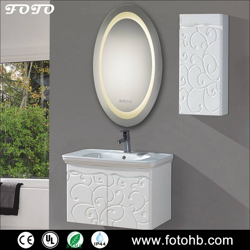 IP44 LED Lighted Mirror for Bathroom