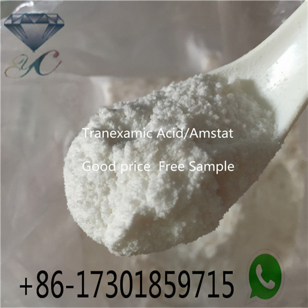 Tranexamic Acid Powder 1197-18-8 Medical Steroids as a Antifibrinolytic Drug