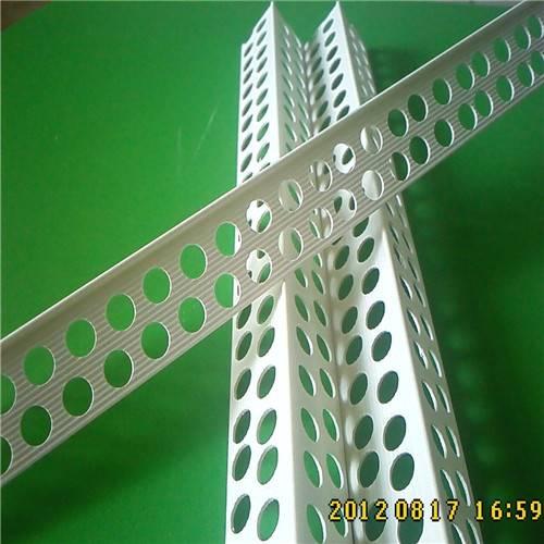 PVC Corner Bead With Fiberglass Mesh or PVC Corner Bead