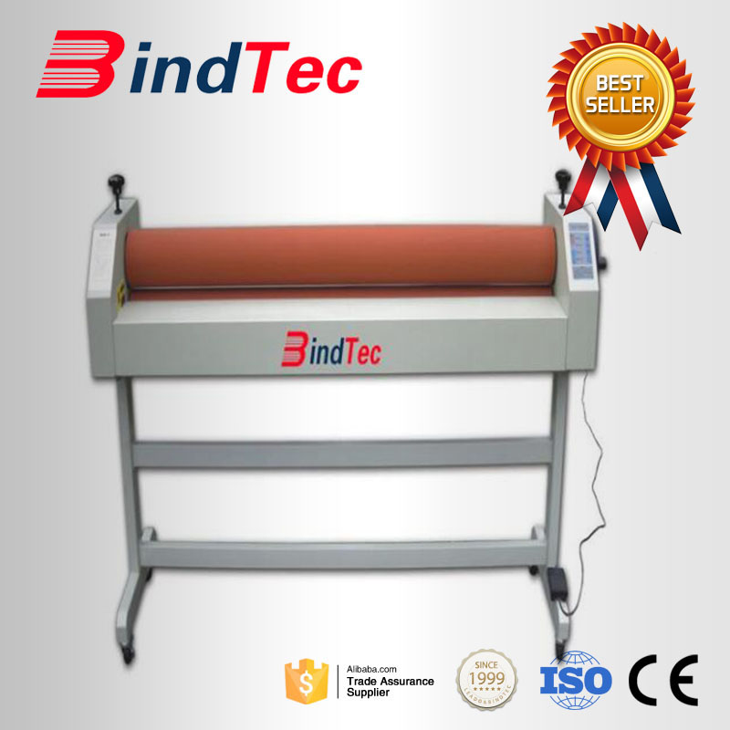 BD-TSD1300 Electric & Manual Cold Laminating Machine