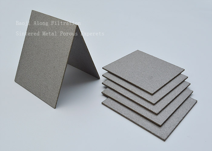 316L sintered stainless steel porous plate
