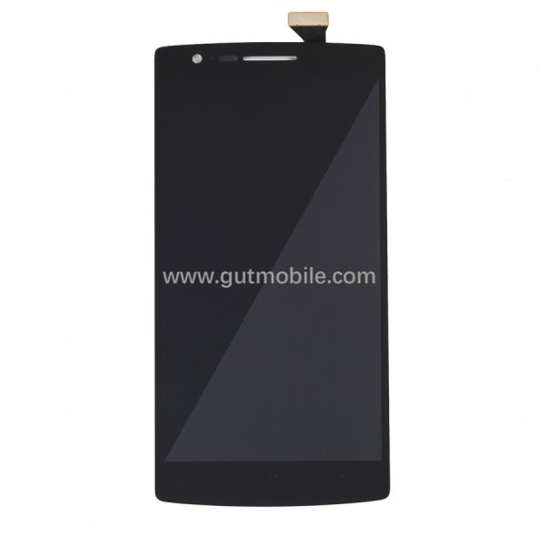 Low Price For OnePlus One LCD Screen and Digitizer Assembly with Frame Replacement - Black