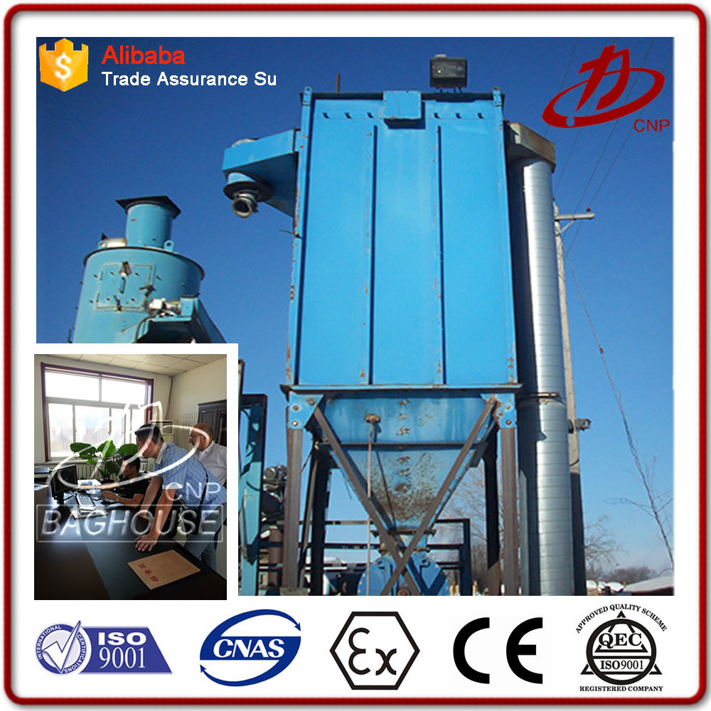 Industrial dust collector bag filter for cement plant