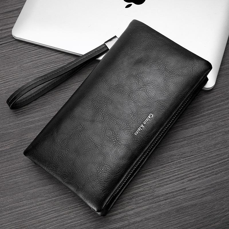 Business Leisure Version Soft Man Wallet