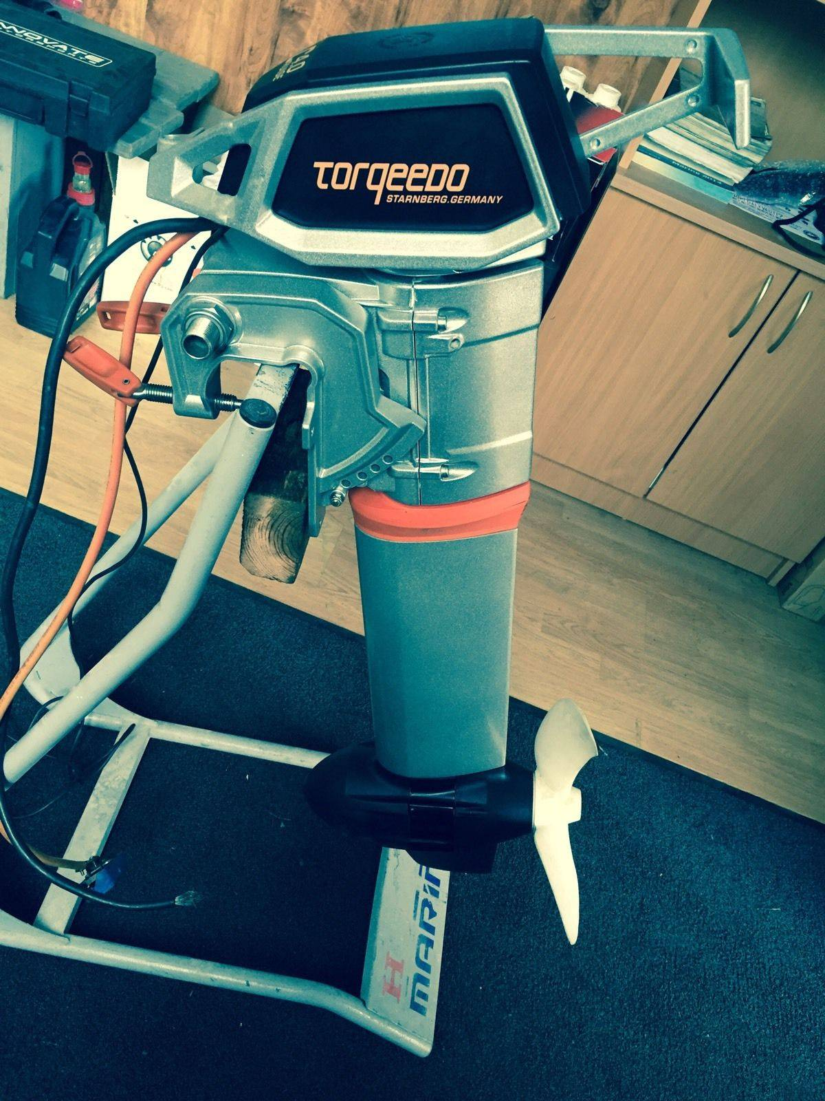 Torqeedo Cruise 4.0 Outboard Engine