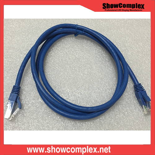 50meter LAN Cable Cat5e UTP Network Cable for LED Display