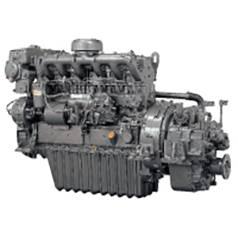 New Yanmar 6CH-WUT Marine Diesel Engine 280HP