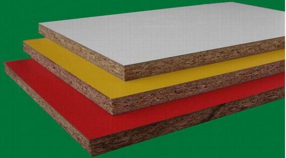 Melamine Paper Faced Panel(Melamine Board)