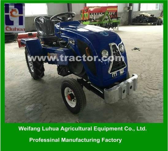 Hot Sale Two Wheel 18HP Walking Tractor small hand walking