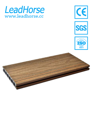 WPC Co-extrusion Decking Board