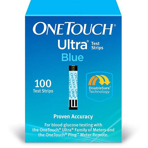 OneTouch Ultr Test Strip 100 ct