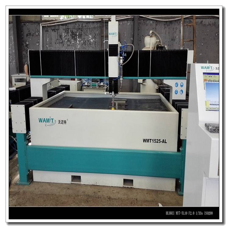 portable automatic cnc water jet glass tempering cutting machine price