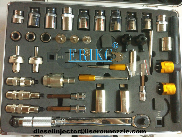 40 set bosch denso delphi injector removal tool
