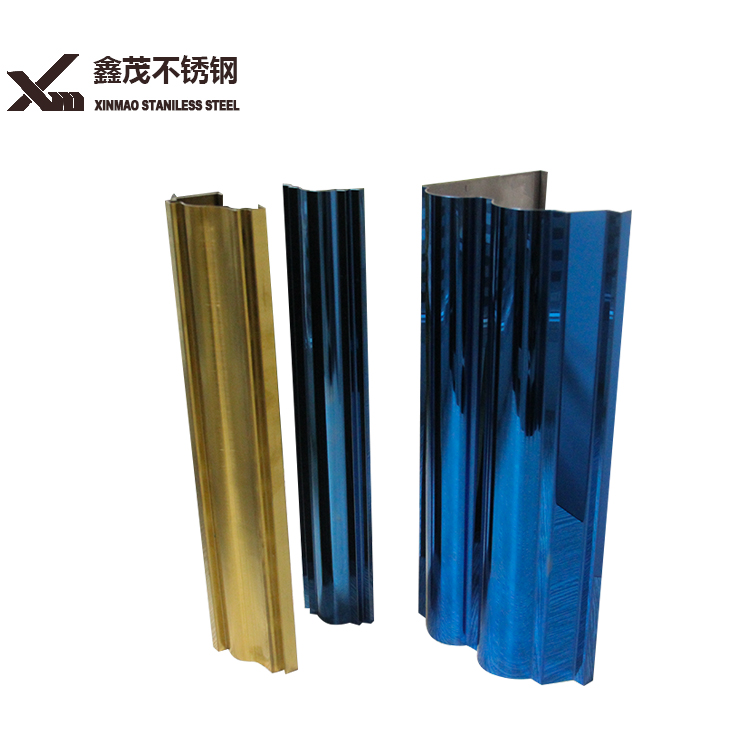 corner protection for mirrors stainless steel tile trim strip