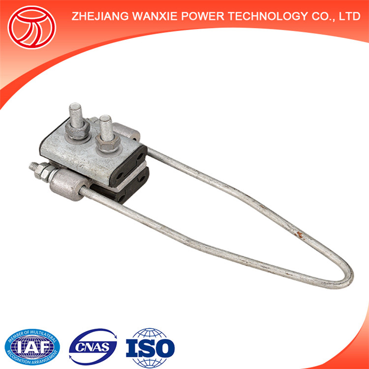 Insulation Tension Clamp/Cable Wedge Type Strain Clamp/Aerial Anchoring Tension Clamp